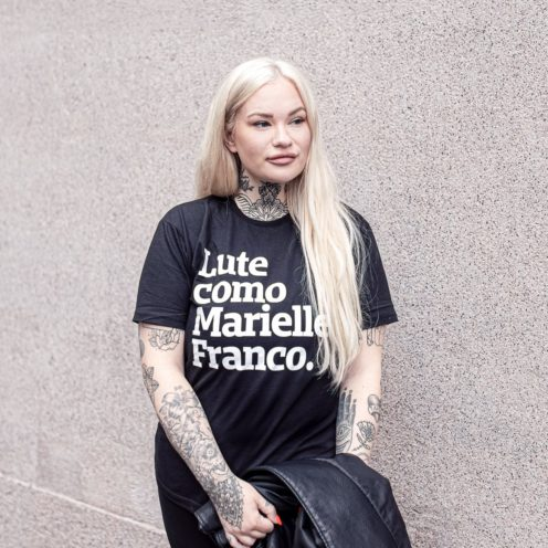 Kuvassa Annika Ojala.